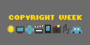Copyright Week Logo